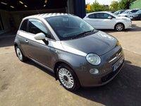USED 2010 10 FIAT 500 1.4 SPORT 3d 99 BHP