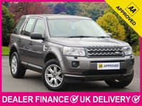 USED 2010 60 LAND ROVER FREELANDER 2.2 TD4 XS SAT NAV SAT NAV LEATHER HEATED SEATS CRUISE CONTROL