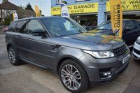 USED 2015 15 LAND ROVER RANGE ROVER SPORT 3.0 SDV6 HSE DYNAMIC 5d AUTO 288 BHP THE CAR FINANCE SPECIALIST