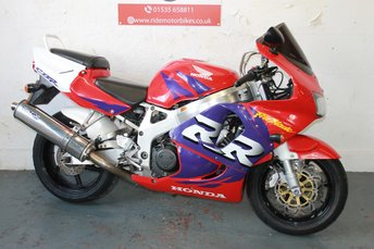 View our HONDA CBR900 RR FIREBLADE