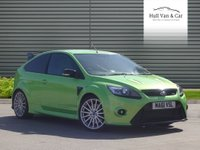2011 FORD FOCUS 2.5 RS 3d 300 BHP £25995.00
