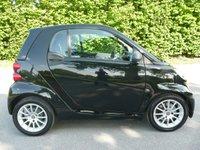 2011 SMART FORTWO 0.8 PASSION CDI 2d AUTO 54 BHP £3995.00