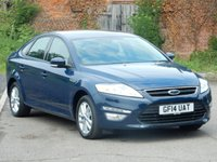 2014 FORD MONDEO 1.6 GRAPHITE 5d 119 BHP £7295.00