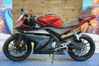 2017 YAMAHA YZF-R125 YZF R125 ABS - Low miles £3695.00