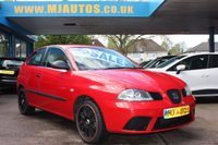 USED 2006 56 SEAT IBIZA 1.2 REFERENCE 12V 3dr 69 BHP PART EXCHANGE TO CLEAR | IDEAL FIRST CAR