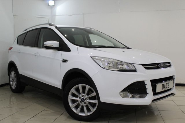 View our 2016 16 FORD KUGA 2.0 TITANIUM TDCI 5DR 148 BHP