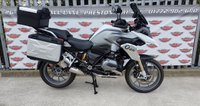 USED 2016 16 BMW R1200GS Touring Edition Adventure Bike Only 302 miles, one owner, superb condition
