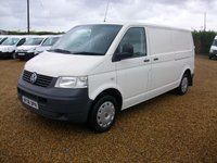 USED 2008 08 VOLKSWAGEN TRANSPORTER 1.9 T32 LWB PBV 102TDI E4 1d 101 BHP AIR/CON ELECTRIC PACK ONE OWNER FULL SERVICE HISTORY