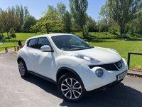 2013 NISSAN JUKE 1.6 TEKNA DIG-T 5d AUTO 190 BHP £SOLD