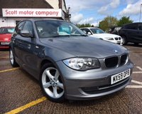 USED 2009 59 BMW 1 SERIES 2.0 116D SPORT 5d 114 BHP
