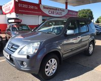 2006 HONDA CR-V 2.0 I-VTEC EXECUTIVE 5d AUTO 148 BHP £3995.00