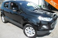 USED 2015 15 FORD ECOSPORT 1.5 TITANIUM 5d 110 BHP VIEW AND RESERVE ONLINE OR CALL 01527-853940 FOR MORE INFO.