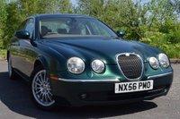 2006 JAGUAR S-TYPE 2.7 V6 SE 4d 206 BHP £2490.00