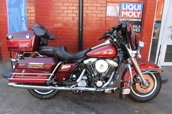View our HARLEY-DAVIDSON FLHT ELECTRA GLIDE