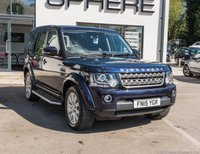 2015 LAND ROVER DISCOVERY 3.0 SDV6 COMMERCIAL XS 1d AUTO 255 BHP £27690.00