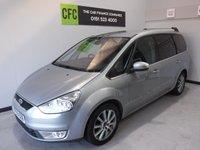 2009 FORD GALAXY 2.0 GHIA TDCI 5d 143 BHP £5490.00