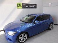 2014 BMW 1 SERIES 2.0 118D M SPORT 5d 141 BHP £11990.00
