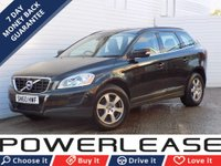 USED 2010 60 VOLVO XC60 2.4 D5 SE AWD 5d 205 BHP LEATHER PARKING SENSORS