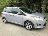 USED 2011 61 FORD GRAND C-MAX 2.0 ZETEC TDCI 5d 138 BHP