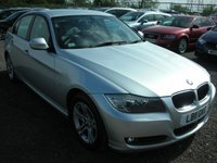 2011 BMW 3 SERIES 2.0 318D ES 4d AUTO 141 BHP £SOLD