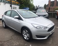 2016 FORD FOCUS 1.6 STYLE 5d 104 BHP £9999.00