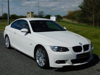 2009 BMW 3 SERIES 2.0 320D M SPORT 2d AUTO 175 BHP £8990.00
