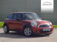 2018 MINI ONE 3 DOOR HATCHBACK WITH AIR CON £5995.00