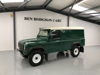 USED 2000 V LAND ROVER DEFENDER 2.5 110 HARD-TOP TD5 1d 120 BHP NO VAT
