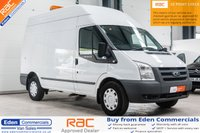 2011 FORD TRANSIT 2.4 350 H/R *WORK SHOP VAN RACKING SYSTEM INCLUDED* £6495.00