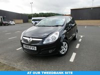 USED 2010 60 VAUXHALL CORSA 1.2 ENERGY CDTI ECOFLEX 5d 73 BHP AT OUR TWEEDBANK SITE
