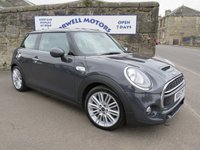 2015 MINI HATCH COOPER 2.0 COOPER SD 3d 168 BHP £12495.00