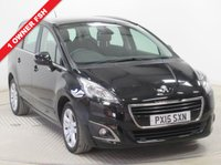 USED 2015 15 PEUGEOT 5008 1.6 HDI ACTIVE 5d 115 BHP 7 Seats ***1 Owner, Full Service History, serviced in April 2016 at 10,010 miles, March 2017 at 17,429 miles and May 2018 at 26,750 miles. Front and Rear Parking Sensors, Rear Sun Blinds, Air Conditioning, Bluetooth,. Free RAC Warranty and Free RAC Breakdown Cover. Nationwide Delivery Available. Finance Available at 9.9% APR Representative.***