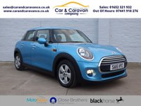 USED 2015 15 MINI HATCH COOPER 1.5 COOPER D 5d 114 BHP 1 Owner Full MINI History NAV 0% Deposit Finance Available