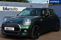 USED 2014 64 MINI COOPER 1.5 3d AUTO  Free Servicing Till Sept 2019, Part Leather Seats, Cruise & Climate control, Bluetooth, DAB....