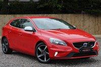2014 VOLVO V40 1.6 D2 R-DESIGN 5d 115 BHP £11995.00