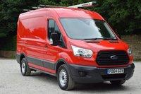 2015 FORD TRANSIT 2.2 350 SHR P/V  124 BHP £9450.00