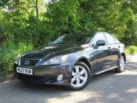 2007 LEXUS IS 2.2 220D 4d 175 BHP £3495.00