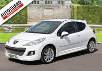 USED 2010 60 PEUGEOT 207 1.6 S16 3d 120 BHP +++ FREE 6 months Autoguard Warranty included in screen price +++