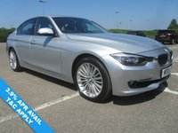 USED 2013 13 BMW 3 SERIES 3.0 335I LUXURY 4d AUTO 302 BHP
