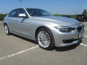 2013 BMW 3 SERIES 3.0 335I LUXURY 4d AUTO 302 BHP £SOLD