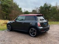 USED 2012 62 MINI HATCH COOPER 2.0 COOPER SD 3d 141 BHP GP ALLOYS FULL COOPER S KIT