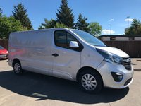 USED 2015 65 VAUXHALL VIVARO 1.6 CDTI 2900 L2H1 P/V SPORTIVE 5d  CALL TO VIEW NO DEPOSIT  FINANCE ARRANGED, APPLY HERE NOW