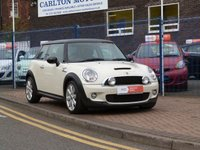 2010 MINI HATCH COOPER 1.6 COOPER S 3d  £SOLD