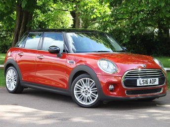 2016 MINI HATCH COOPER 1.5 COOPER D 5d 114 BHP £11495.00
