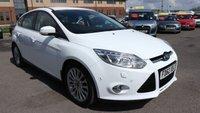 2013 FORD FOCUS 1.6 TITANIUM X TDCI 5d 113 BHP £8495.00
