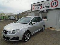 2012 SEAT IBIZA 1.4 SE COPA 5d 85 BHP £5295.00