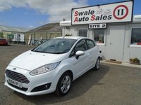 USED 2015 64 FORD FIESTA 1.0 ZETEC 5d 99 BHP £38 PER WEEK NO DEPOSIT - SEE FINANCE LINK BELOW