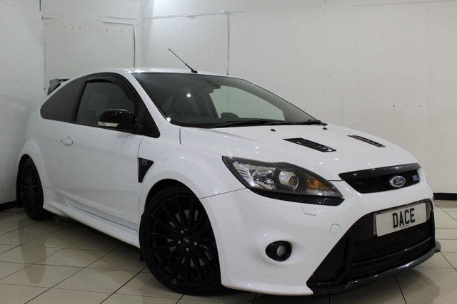 View our 2009 09 FORD FOCUS 2.5 RS 3DR NAV 300 BHP