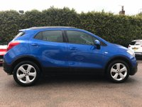 USED 2013 13 VAUXHALL MOKKA 1.6 EXCLUSIV S/S 5d  29,000 MILES WITH SERVICE HISTORY NO DEPOSIT  FINANCE ARRANGED, APPLY HERE NOW