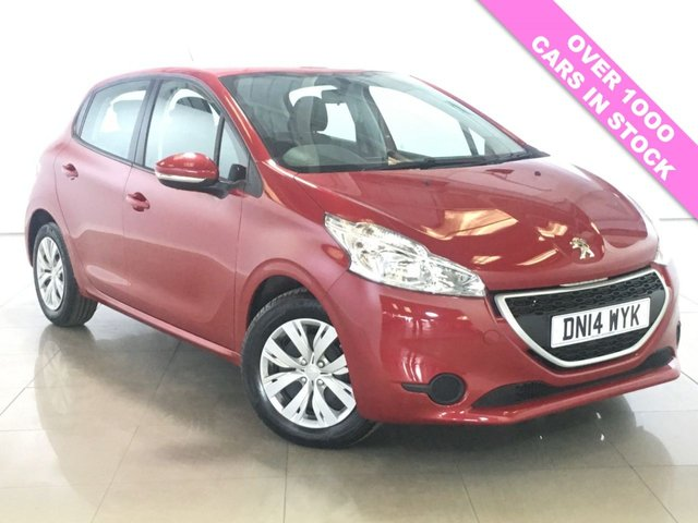 View our 2014 14 PEUGEOT 208 1.2 ACCESS PLUS 5d 82 BHP